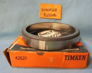 NIB NCB TIMKEN 39520 CUP//RACE FOR TAPERED ROLLER BEARING 113mm OD 23mm Width