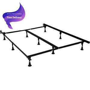 Beautyrest Studio 7 5 Low Profile Adjustable Steel Bed Frame Easy