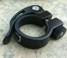 S/&M BMX Seat Clamp Alloy XLT Shield Wrap 30 mm