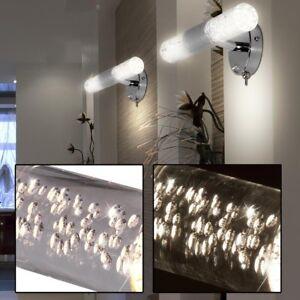 2er Set LED Wand Lampen Luftblasen Schlafzimmer Lese Leuchten Big ...