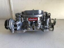 Edelbrock 4 Barrel 750 Cfm Carburetor Model 1411
