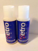 Retro Hair Blow Dry Lotion - 2oz Travel Size X2