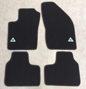 Passform-Velours-Fußmatten für Alfa Romeo 166