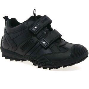 Señuelo clon comprender  GEOX SALVAJE Júnior Zapatos De Niño | eBay