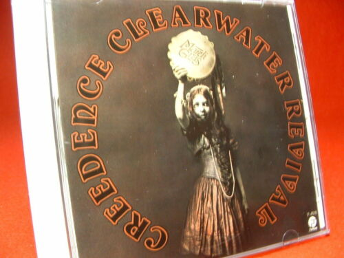 1 von 1 - Creedence Clearwater Revival  CCR    MARDI GRAS   Fantasy  MIKULSKI  CD TOPP  *