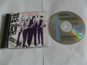 CHEAP-TRICK-Greatest-Hits-CD-1991-AUSTRIA-Pressing