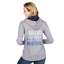 Dallas-Cowboys-Women-039-s-Portia-Quarter-Zip-Hoody thumbnail 2