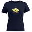 Juniors-Women-Girl-Tee-T-Shirt-Toy-Story-Squeeze-Alien-Little-Green-Disney-Pixar thumbnail 4