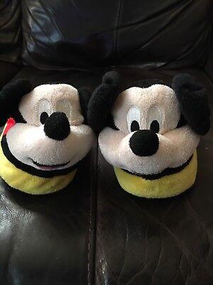 Mickey Mouse Stompeez Pantuflas