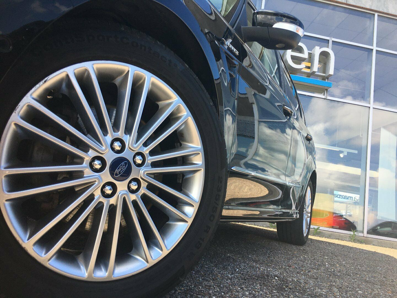 Ford S-MAX 2,0 TDCi 180 Vignale 7prs - billede 1