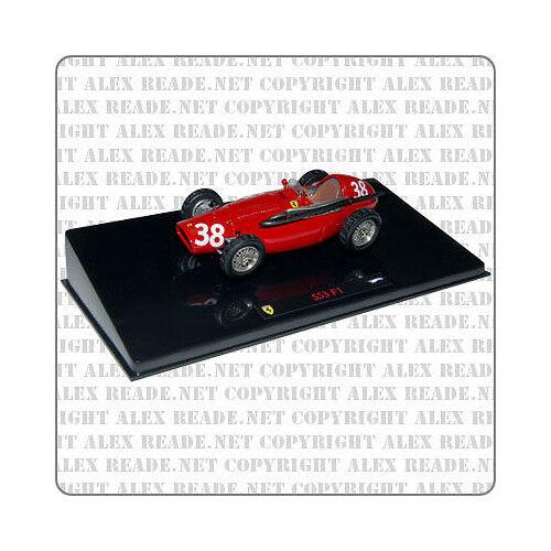 Mattel elite 1 43 1954 ferrari 553 F1 hawthorn spanish