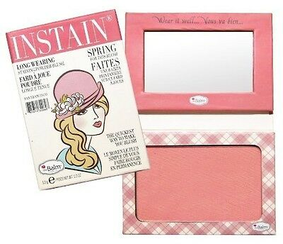 The Balm In Stain Blush, 0.23 Ounce