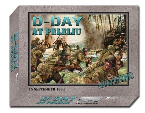 D-Day at Peleliu, Wargame, New by Decision Games, English