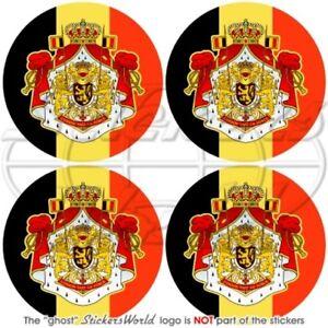 Belgio Belga 50mm Vinile Adesivo X4 R4hmildd-08000256-136609757