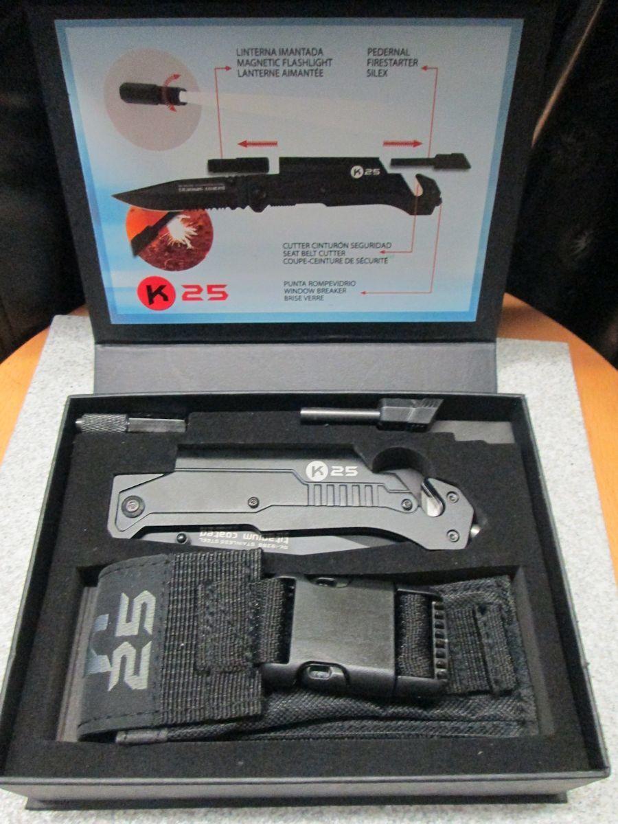 BÖKER sauvetage couteau couteau couteau rui k25 Couteau Couteau pliant escamotable Couteau dans Box 01ru038 42c484