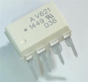 1-x-Broadcom-Avago-ASSR-V621-002E-Dual-Channel-Photovoltaic-MOSFET-Driver