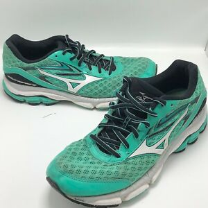 Athletic Running Shoes Blue Size