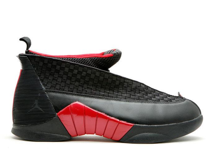 Nike air jordan 15 xv retro cdp 4 gezüchtet größe 11.317111-062 1 2 3 4 cdp 5 6 fc9bbe