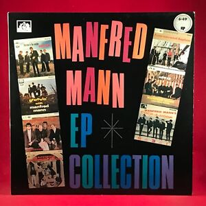 MANFRED-MANN-The-EP-Collection-1989-UK-vinyl-LP-EXCELLENT-CONDITION-best-of