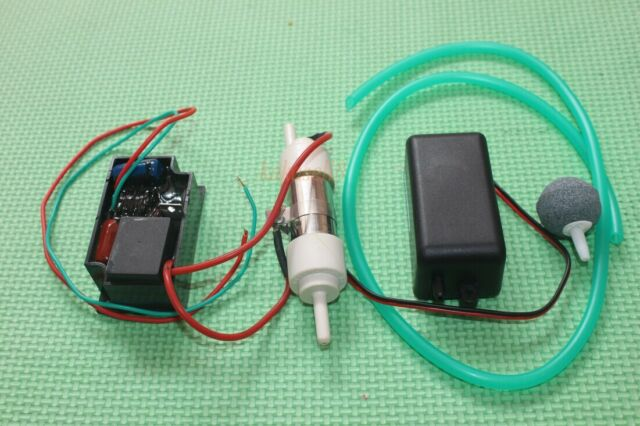 220V 500mg/hr Ozone Generator Tube DIY Water Air Sterilizer Ozonizer Purifiers