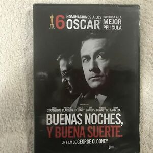 BUENAS-NOCHES-Y-BUENA-SUERTE-DAVID-STRATHAIRN-PATRICIA-DVD-NUEVO-NEW-PRECINTADO