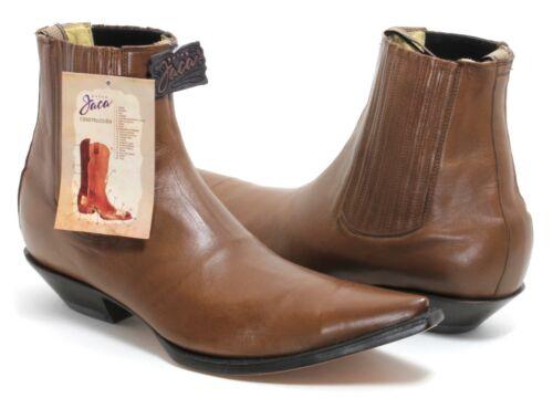 Jaca 38 Leder 122 Cowboystiefel Catalan Style Westernstiefel Stiefelette Boots 0kX8wPOn