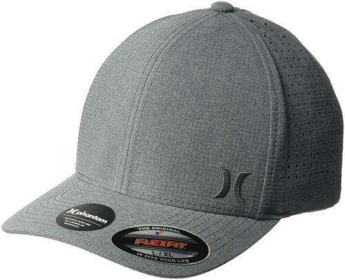 Hurley Men/'s Phantom Ripstop Flex Fit Hat Cap