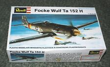 Revell 1/72 Focke Wulf Ta152H - High Altitude Fighter - NIOB