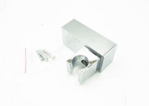 ABS Plastic Square Wall Holder Bracket For Handheld Shower or Bidet Sprayer Head