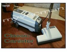 """Electrolux Canister """"style"""" Perfect vacuum cleaner """"NEW"""" in Box"""