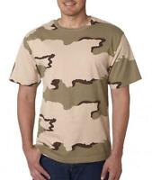 Code V Adult Camouflage T-shirt (desert Camo) (3x)