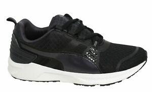 Puma Ignite XT v2 Lace Up Black Textile