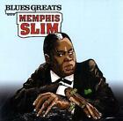 Blues Greats: Memphis Sllim von Memphis Slim (2011)