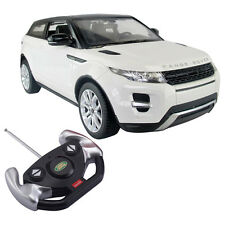 1/14 Range Rover Evoque Licensed Electric Radio Remote Control RC Car White New