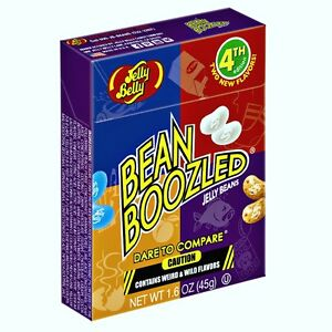 4TH-EDITION-EXTREME-CANDY-NEW-JELLY-BELLY-BEANBOOZLED-JELLY-BEANS-Gag-Gift