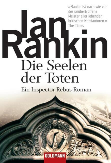 Die Seelen der Toten ~ Ian Rankin - Ungelesen - P4