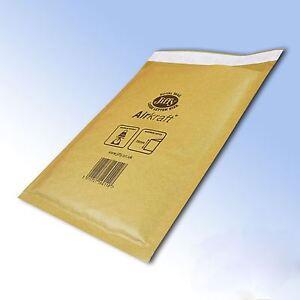 1-x-Genuine-Gold-Jiffy-Airkraft-Bubble-Padded-Envelope-Bag-JL00-115-x-195mm