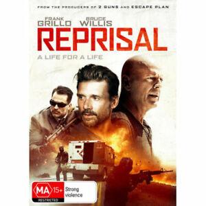 Reprisal-DVD-NEW-Region-4-Australia