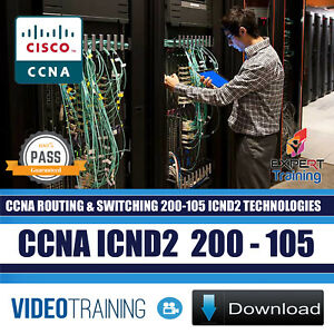 Details about CCNA ROUTING & SWITCHING 200-105 ICND2 Video Training DOWNLOAD