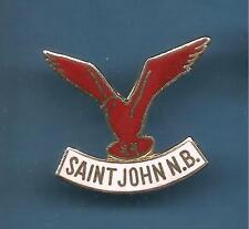 Pin's pin PIGEON COLOMBE SAINT JOHN N.B. (ref L04)