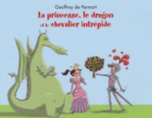 Pennart-G-La-princesse-le-dragon-et-le-chevalier-FREE-Shipping-Save-s