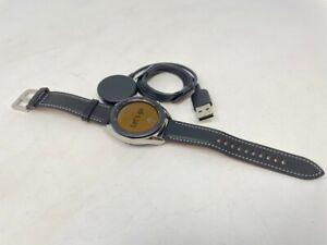 Samsung Galaxy Watch3 SM-R850 41mm Mystic Silver Stainless Steel WiFi NFC GPS