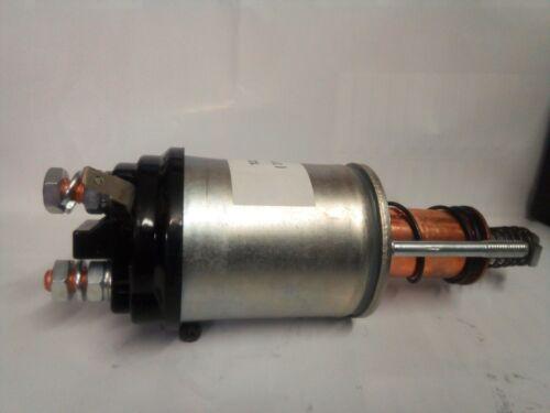 LUCAS MARELLI TYPE STARTER MOTOR SOLENOID FOR M127  M50 12 VOLT snd1441 133531
