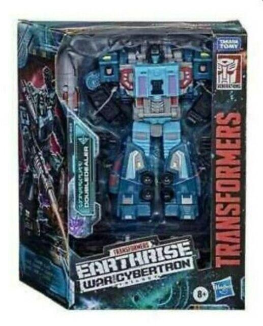 Transformers Earthrise War For Cybertron Leader Doubledealer  Hasbro figurines