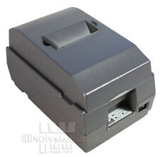 Epson Tm U200b Pos Printer Auto Cut Micros Idn Interface Dark Grey