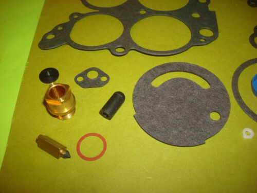CARBURETOR REBUILD KIT MOTORCRAFT 4300A 4300D 66-74 FORD 73 74 TRUCK LIST