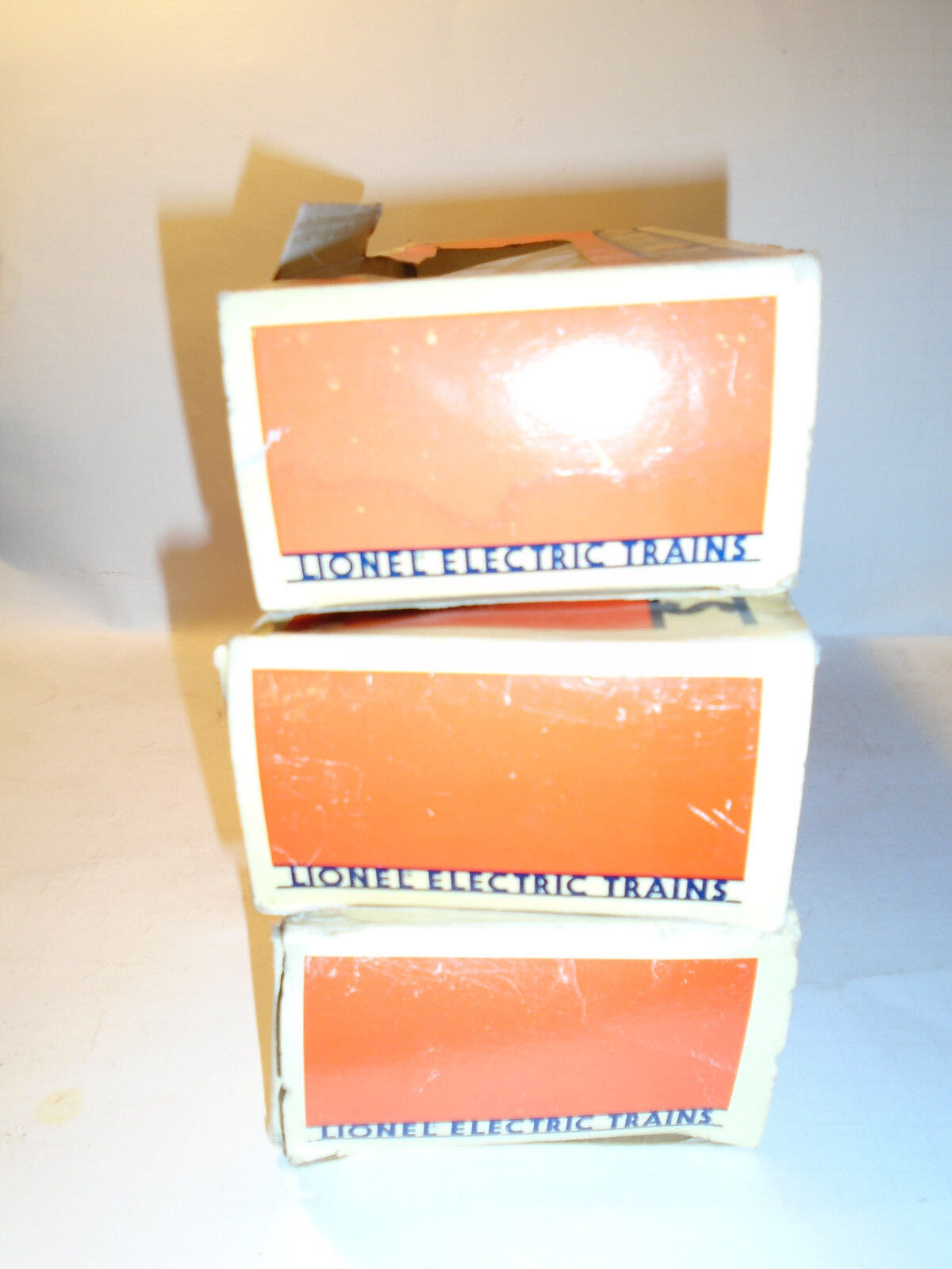 SET OF 3 3 3 LIONEL VISITORS CENTER scatola autoS FROM 1992,3,5  'S 19920, 19927, 19934 1edc38