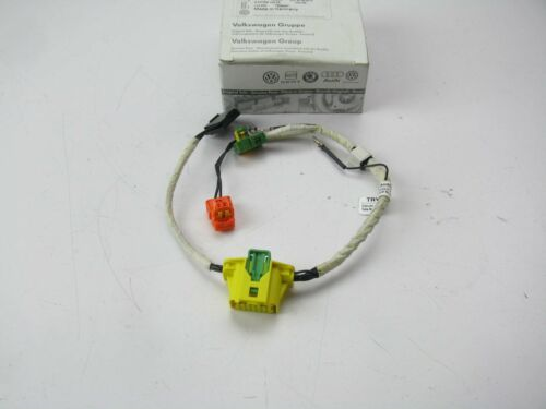 S5 NEW GENUINE Steering Wheel SRS Bag Wire Harness OEM 2012 Audi A5 Quattro