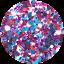 thumbnail 117 - Hemway Glitter Epoxy Resin Crystal Kitchen Worktop Counter Table Top Pigment
