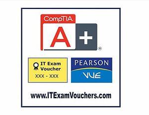 CompTIA-A-Certification-Exam-Voucher-VUE-Test-FREE-Registration-US-Canada
